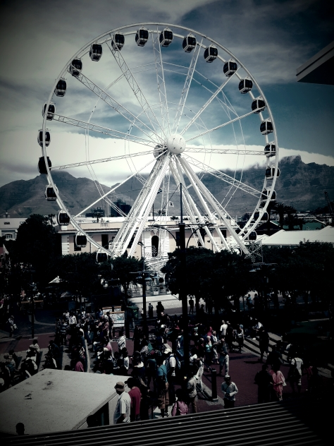 Wheel at V & A Waterfront